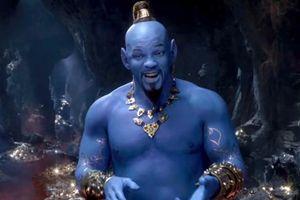 Aladdin phiên bản người đóng tung trailer mới