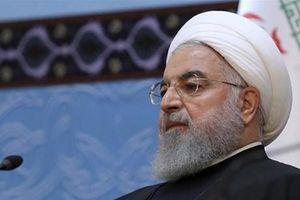 Tổng thống Iran khẳng định tiếp tục tăng cường sức mạnh quân sự