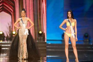 Hoa hậu Hoàn vũ Thái Lan phải nằm bất động trên ô tô tới sự kiện vì bộ đồ mẫu nghi thiên hạ