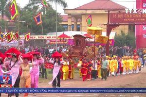 Lễ hội Tịch điền Đọi Sơn 2019