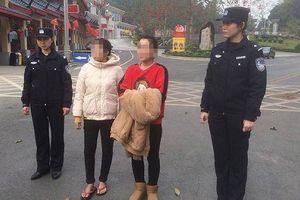 Giải cứu 2 cô gái bị lừa bán sang Trung Quốc