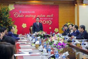 Phó Thủ tướng Vương Đình Huệ: 'Mong muốn Agribank tiếp tục có nhiều đóng góp to lớn cho 'Tam nông' và nền kinh tế đất nước'