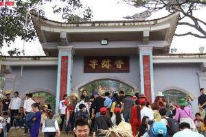 Can Lộc - Hà Tĩnh: Rộn ràng khai hội Chùa Hương Tích