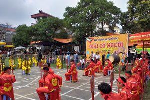 Nhiều hoạt động trong lễ hội Cổ Loa đầu năm