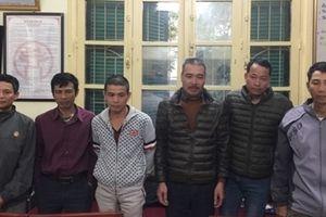 Xử phạt hành chính 6 đối tượng 'cò mồi' du khách chùa Hương
