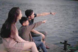 Chuyện Showbiz: Con trai Hà Hồ vui vẻ bên Cường Đô La và Đàm Thu Trang