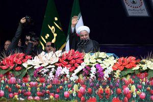 Iran tuyên bố mở rộng sức mạnh quân sự nhân dịp Quốc khánh lần thứ 40