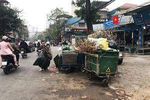 Ám ảnh với hình ảnh rác bừa bãi đường phố sau Tết