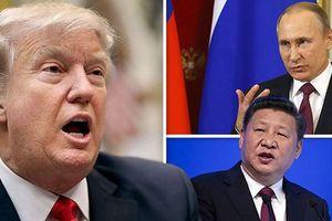 Cuộc chiến không gian soán ngôi 'bá chủ': Cảnh báo sức mạnh Mỹ - Nga – Trung?
