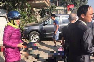 Nguyên nhân xe khách húc văng ô tô 7 chỗ khiến 3 người tử vong