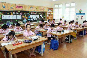 Bảo đảm cơ sở vật chất cho giáo dục mầm non và giáo dục phổ thông
