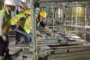 UBND TP HCM: chậm nhất đến 10-2020, metro số 1 phải vận hành thử nghiệm