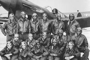 Đi tìm nguồn gốc phi đội Tuskegee của Mỹ trong CTTG 2
