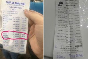 Vụ 'chặt chém' du khách ở Nha Trang: Một nhà hàng bị phạt 750.000 đồng