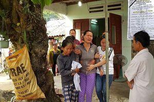 Quảng Nam: Tang thương xóm nghèo ngày đầu năm