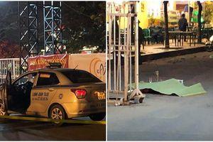 Vụ tài xế taxi bị cắt cổ ở Mỹ Đình: Khởi tố nghi phạm tội giết người