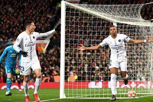 Lật mặt MU, PSG đại thắng ngay tại Old Trafford