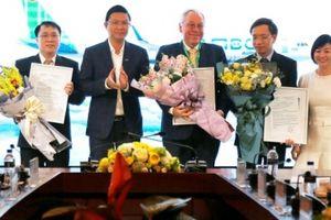 Hé lộ chân dung 3 tân Phó Tổng giám đốc Bamboo Airways vừa được bổ nhiệm