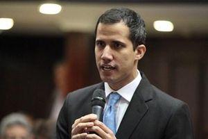 Venezuela điều tra tài sản của thủ lĩnh đối lập Juan Guaido