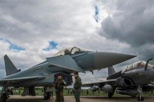 Tây Ban Nha cùng Đức, Pháp chế tạo máy bay chiến đấu thế hệ mới