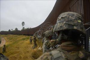 Thỏa thuận của lưỡng đảng Mỹ 'phớt lờ' kinh phí xây dựng bức tường biên giới