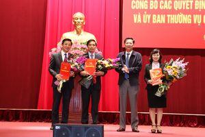 Ông Vũ Văn Diện giữ chức vụ Chủ nhiệm Ủy ban Kiểm tra Tỉnh ủy Quảng Ninh