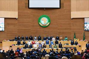 Đường dài tới thịnh vượng cho châu Phi