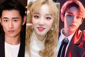 4 nhân vật 'thay máu' cho 'Running Man Trung': Hết nữ thần mới toanh của CUBE lại đến mỹ nam đang hot nhà SM