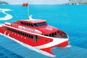 Vé tàu cao tốc TP Vũng Tàu - Côn Đảo trong 3 giờ chỉ 660.000 đồng