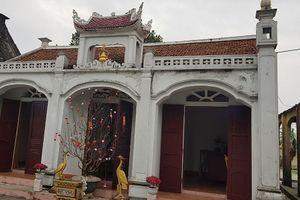 Thái Bình: Chùa Linh Bảo tổ chức đại lễ đúc Đại hồng chung