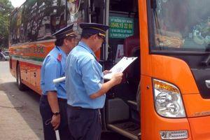 Hà Nội: Hơn 160 xe khách vi phạm bị xử lý dịp Tết