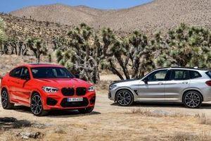 BMW X3 M và X4 M 2020 chính thức trình làng, chỉ cần 4,1 giây để tăng từ 0 - 96 km/h