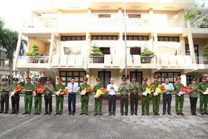 VEC khen thưởng các lực lượng tham gia phá án vụ cướp có vũ khí tại Trạm thu phí Dầu Giây
