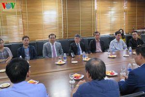 Chủ tịch UBND TP Đà Nẵng: Thành phố sẽ hỗ trợ doanh nghiệp phát triển