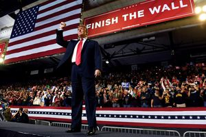 Quốc hội Mỹ đạt được thỏa thuận cho bức tường biên giới