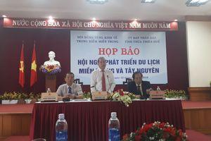 Thủ tướng cùng lãnh đạo 19 tỉnh bàn phát triển du lịch miền Trung - Tây Nguyên