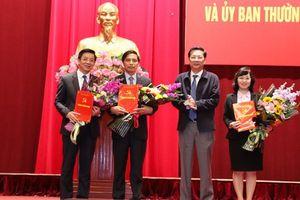 Quảng Ninh: Công bố quyết định nhân sự của Ban Bí thư, Ủy ban Thường vụ Quốc hội