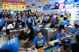 Không mở mới cửa hàng, vì sao Thế Giới Di Động vẫn đạt doanh thu hơn 86 ngàn tỷ?
