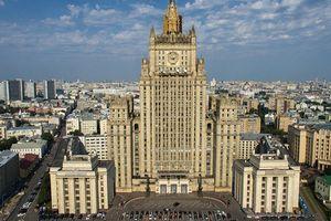 Moscow kêu gọi giải quyết hòa bình vấn đề hạt nhân trên Bán đảo Triều Tiên