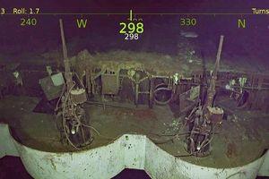 Tìm thấy xác tàu sân bay USS Hornet của Mỹ dưới đáy TBD