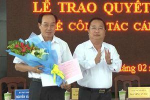 Bí thư Thành ủy Sóc Trăng kiêm thêm chức Chủ tịch UBND thành phố