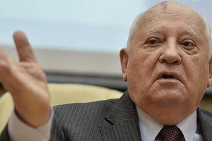 Ông Gorbachev kêu gọi Mỹ đối thoại với Nga về Hiệp ước hạt nhân INF