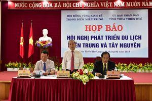 Miền Trung và Tây Nguyên tìm giải pháp đột phá phát triển du lịch