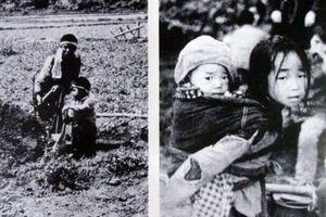 Ảnh độc từ cuộc chiến chống Trung Quốc và nước mắt người cầm máy