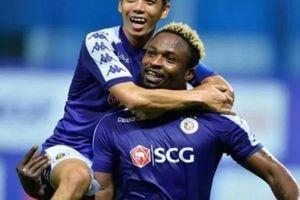 Hạ gục á quân Thai-League, Hà Nội FC đụng 'đại gia' Trung Quốc