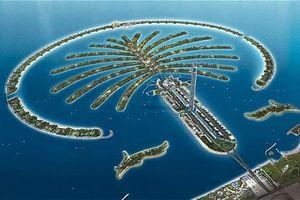 Ngạc nhiên những hòn đảo nhân tạo nổi tiếng thế giới