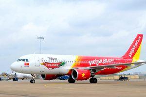 Máy bay bục lốp khi hạ cánh xuống Tân Sơn Nhất: Vietjet Air lên tiếng