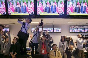 Hàng trăm phóng viên quốc tế tới Việt Nam chuẩn bị đưa tin về Hội nghị thượng đỉnh Mỹ-Triều