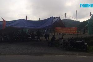Được hứa cho gặp lãnh đạo tỉnh, người dân Hà Tĩnh thôi chặn cổng nhà máy rác