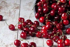 Những lợi ích tuyệt vời của trái cherry mà bạn có thể chưa biết